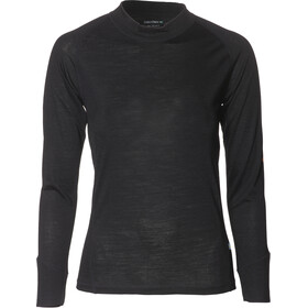 Isbjörn Husky Sweater Baselayer Kids Black